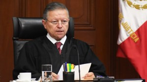 Publica gobierno ampliación de mandato del presidente de la SCJN