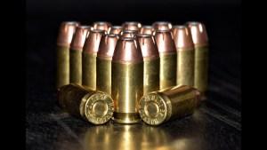 Alerta por robo de cartuchos de arma de fuego
