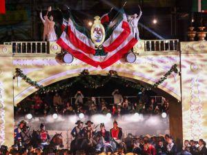 Celebra AMLO la Consumación de la Independencia de México