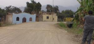 De esta forma han sido construidos 12 rompemuelles en el tramo del canal madre a la Comisión de usuarios de agua de Zaraque.