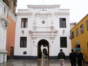 Presidente dispuso el funcionamiento de órganos de emergencia en todo el Distrito Judicial de La Libertad