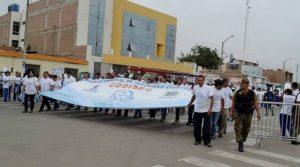 Preparan Marcha por la Paz y la no Violencia en Chao.