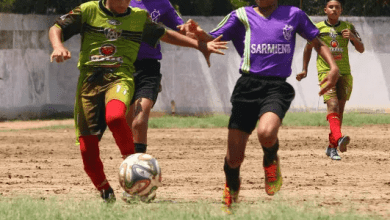 futbol niños