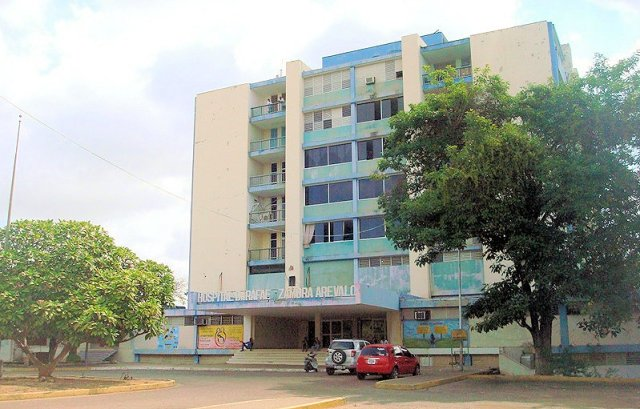 hospital guarico