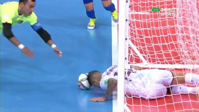 Histórica! Vinotinto Futsal se clasifica a los octavos de final del mundial  tras vencer 1-0 a Costa Rica - Noticia y Punto