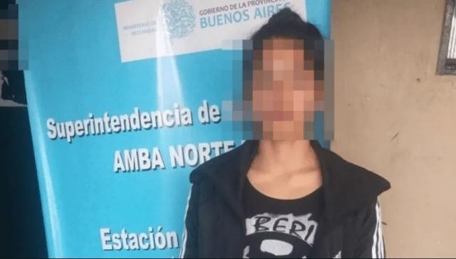 asesina argentina
