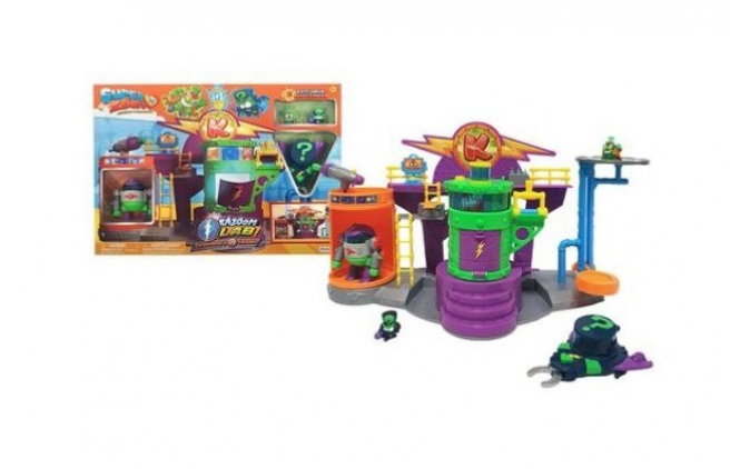Playset Kazoom Lab Battle.
