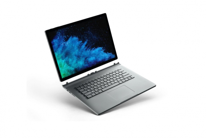 El Surface Book 2.