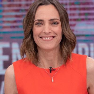 Ana Francisca Vega es periodista titular de Noticiero de Foro TV