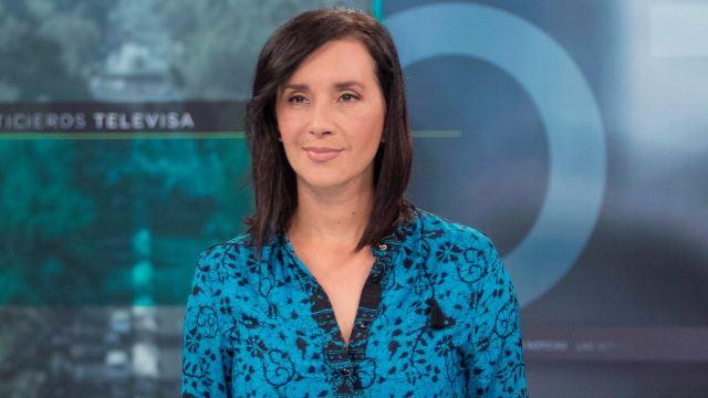 Karla Iberia es periodista titular de principales noticiarios en Foro tv