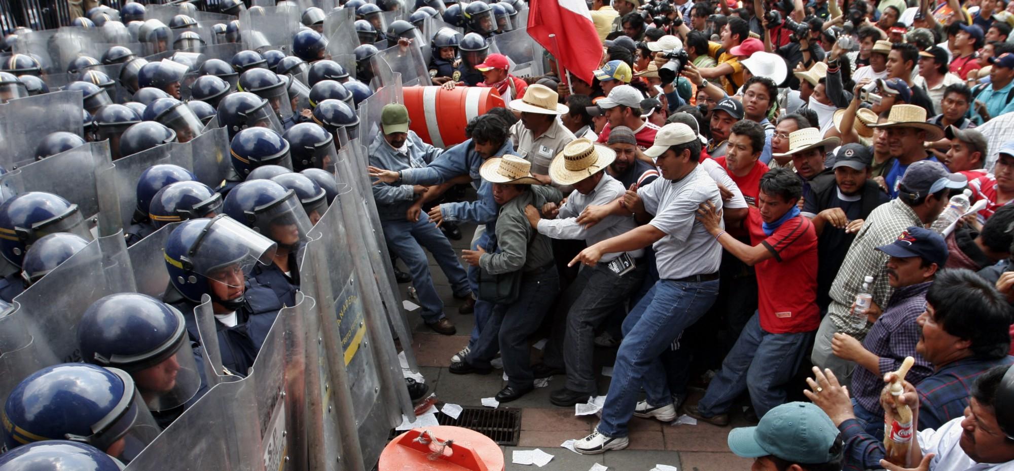 Resultado de imagen de derechos manifestación policia