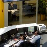 Operadores de la Bolsa Mexicana de Valores atentos a los movimientos de Wall Street (AP)
