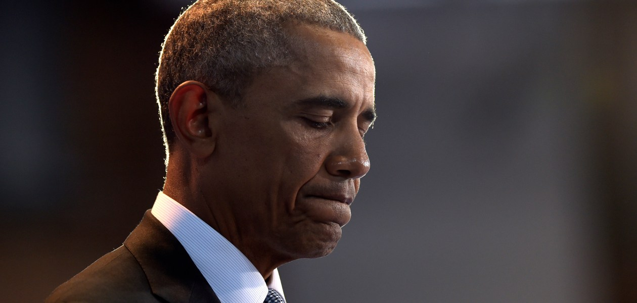 Barack Obama, expresidente de Estados Unidos