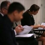 En Estados Unidos el indicador de desempleo mostró un aumento ligero (Getty Images)