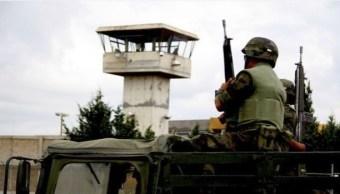 Se fuga reo del penal de Cieneguillas en Zacatecas
