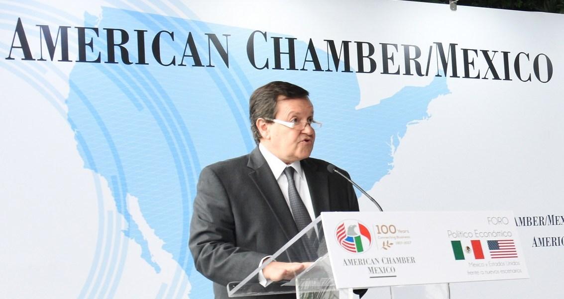 José María Zas, presidente de la AmCham (AmCham)
