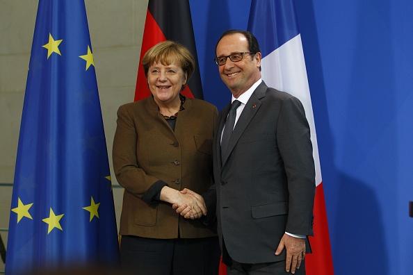Líderes europeos responden unidos a Donald Trump (Getty Images)