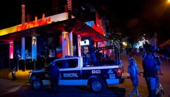 Las autoridades investigan el tiroteo en un bar de Playa del Carmen (AP)