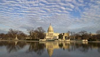 Vita del Capitolio en Washington, capital de Estados Unidos