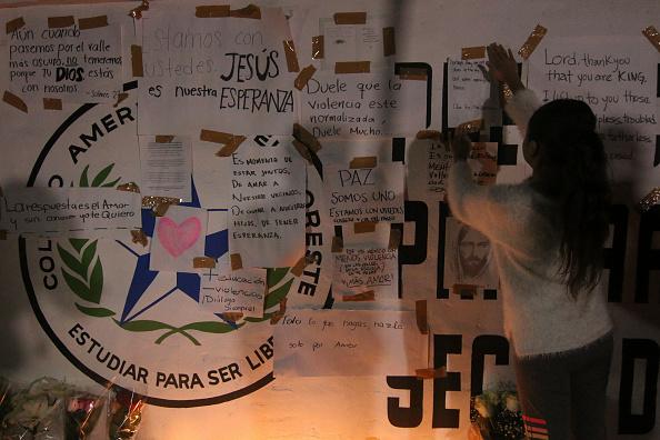 Fachada del Colegio Americano del Noreste (Gety Images)