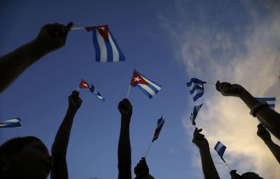 Muchos de los cubanos que ya están en México dicen que a su país no regresan.