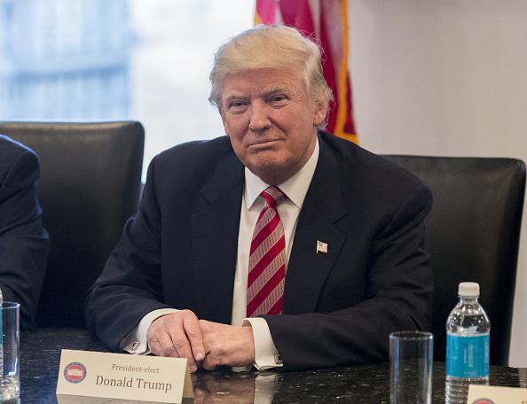 Donald Trump, presidente electo de Estados Unidos (Getty Images)