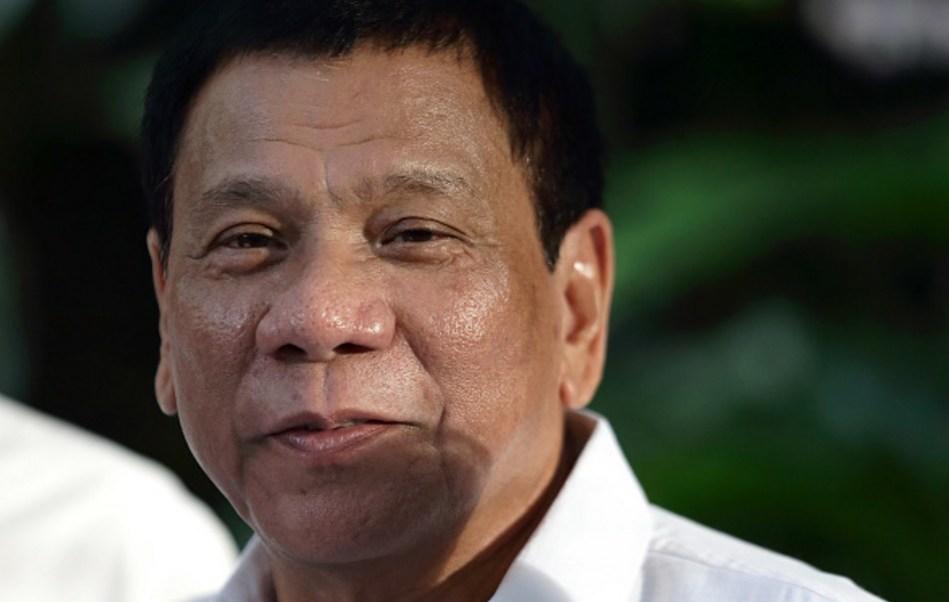 El presidente de Filipinas, Rodrigo Duterte, llama a altos funcionarios de seguridad para arrestar a los policías corruptos (Getty Images/archivo)