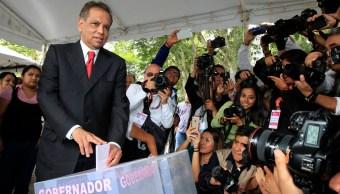 Fidel Herrera fue gobernador de Veracruz y se desempeñaba como cónsul de México en Barcelona desde el 19 de octubre de 2015 (Foto: Notimex)