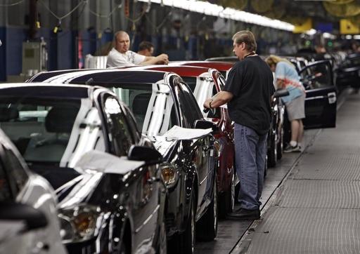 GM moverá inversión de México a Michigan (AP, archivo)