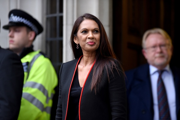 Gina Miller, empresaria británica (Getty Images