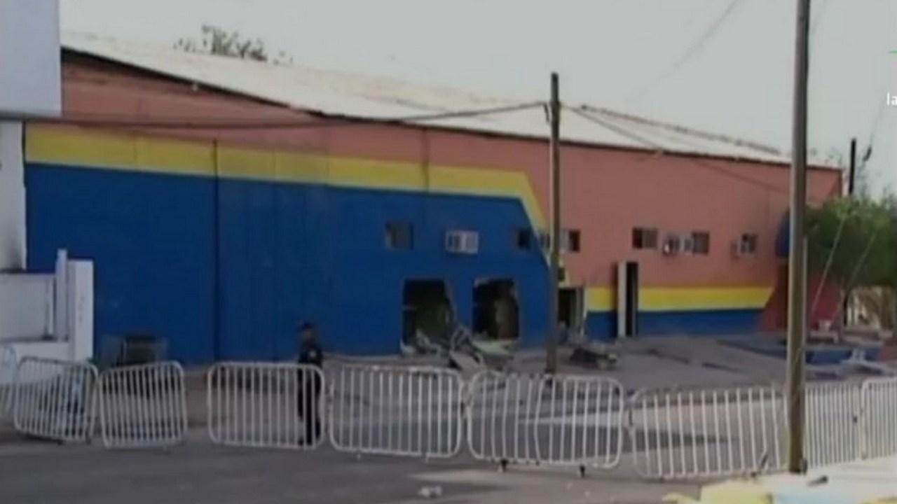 incendio de la Guardería ABC en Sonora, en junio de 2009