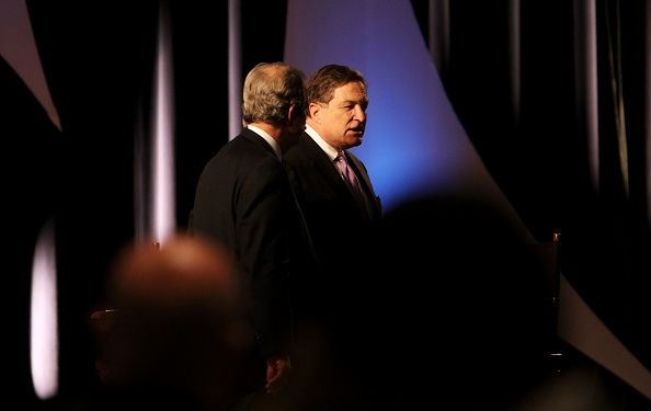 Jeffrey Lacker, presidente de la Reserva Federal de Richmond (Getty Images)