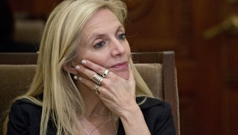 Lael Brainard, integrante de la junta de gobernadores de la Fed (Getty Images)