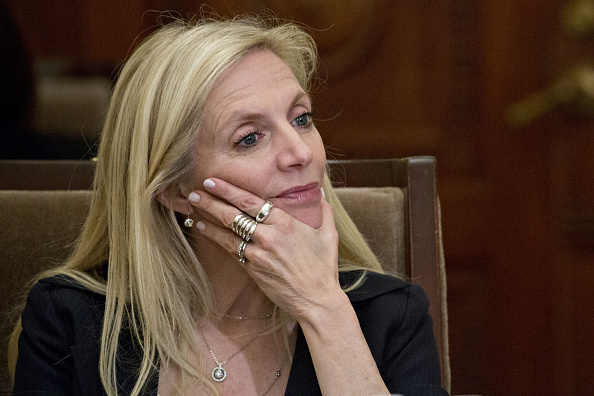 Lael Brainard, integrante de la junta de gobernadores de la Fed (Getty Images)