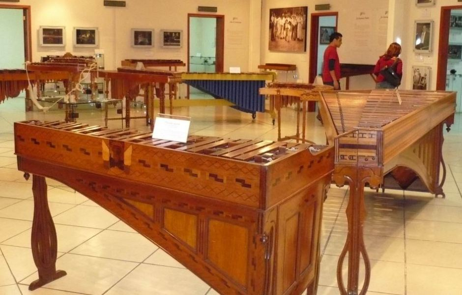Marimba: instrumento musical emblemático de Chiapas
