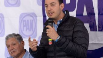 Marko Cortes celebra eliminacion pase automatico fiscal