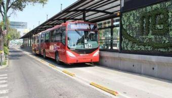 Cierran estaciones del Metrobús y Ecobici por romería navideña en delegación Cuauhtémoc