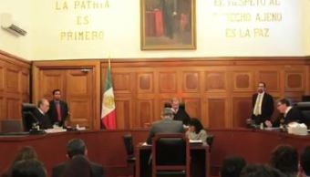 Suprema Corte de Justicia de la Nación. (SCJN, archivo)