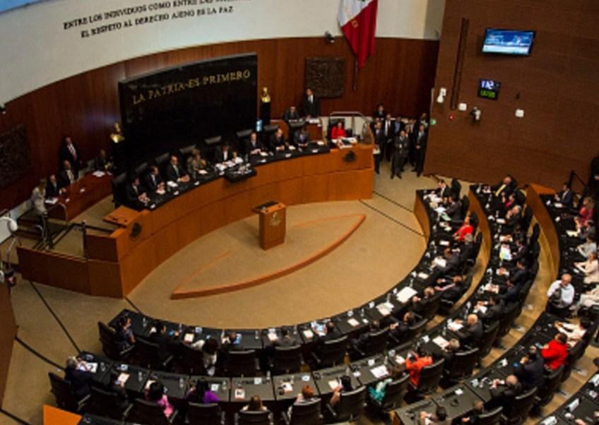 Resultado de imagen para camara de senadores mexico 2017