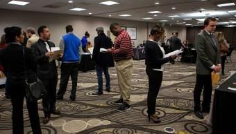 Se redujo el número de solicitantes de apoyo por desempleo (Getty Images)