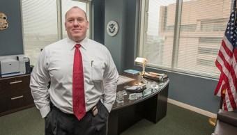 Thomas Homan, director asociado de Operaciones de Imposición y Remoción de Inmigración y Aduanas.