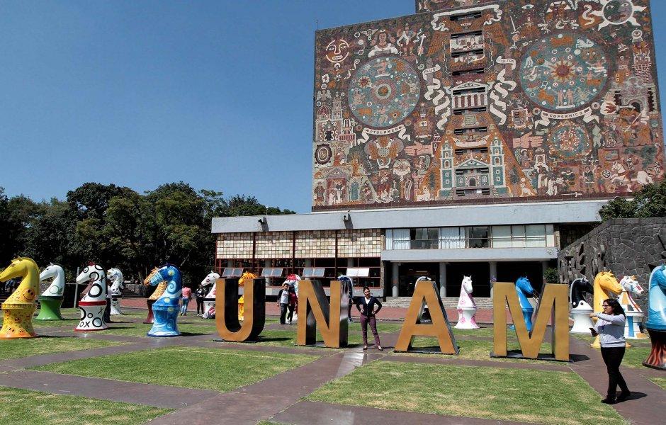 Universidad Nacional Autónoma de México. (Notimex, archivo)