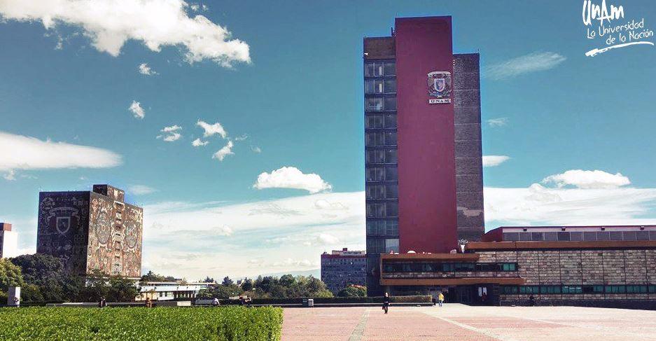 Panorámica de la UNAM; desmienten que se hayan vendido respuestas de examen de ingreso a licenciaturas. (Twitter/@UNAM_MX)
