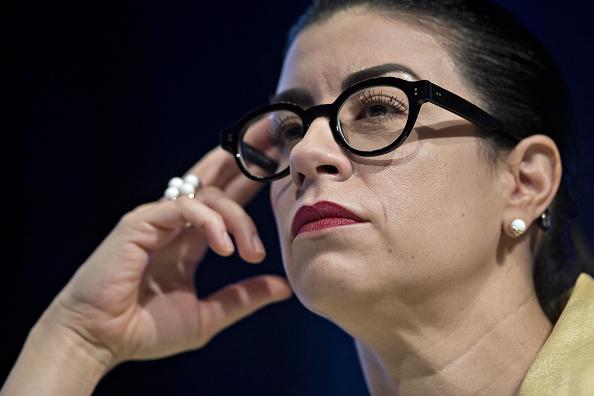 Vanessa Rubio, subsecretaria de Hacienda (Getty Images)