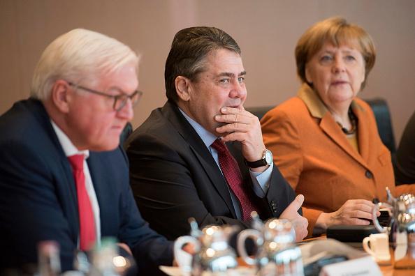 Sigmar Gabriel, vicecanciller alemán (Getty Images)
