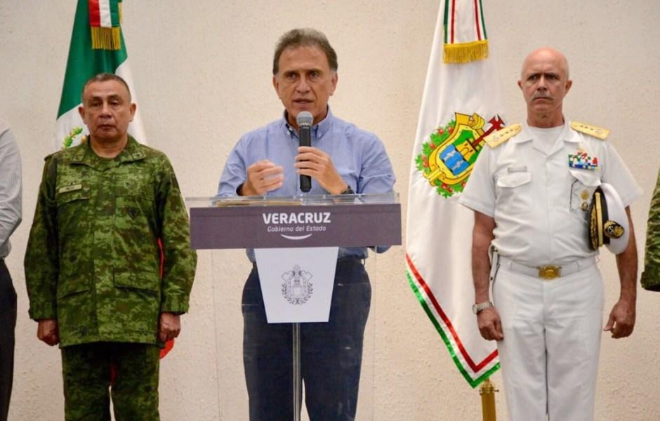 Miguel Ángel Yunes, gobernador de Veracruz. (Notimex, Archivo)