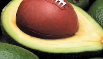 Al menos 35 mil toneladas de aguacate mexicano se consumirán este domingo durante la transmisión de la edición 51 del Super Bowl. (Getty Images)
