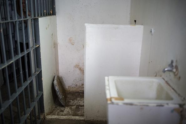 Joaquín Guzmán Loera escapó por un espacio abierto en el suelo de su celda, la número 20, en el penal del Altiplano. (Getty Images, archivo)