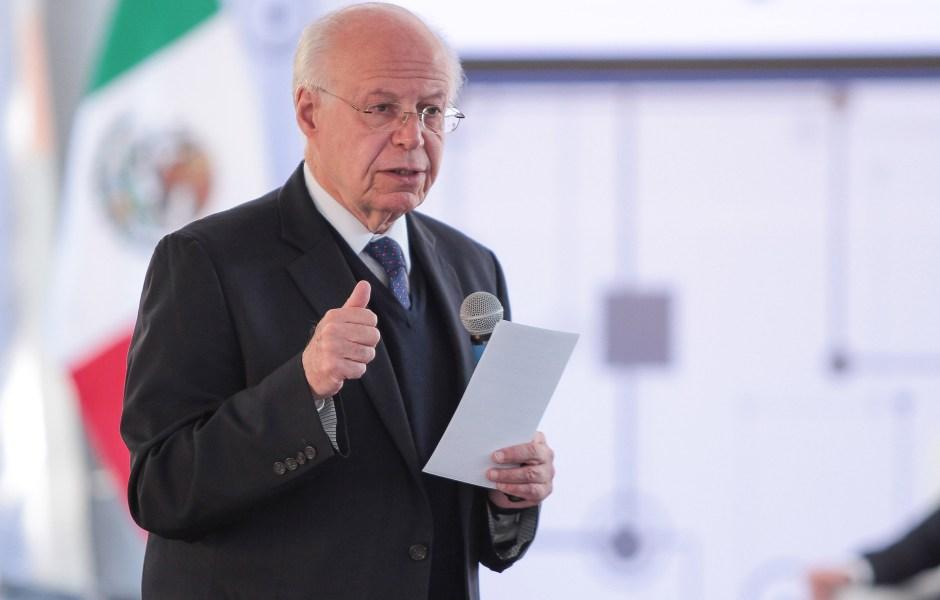 José Narro Robles, secretario de Salud. (Notimex/Archivo)