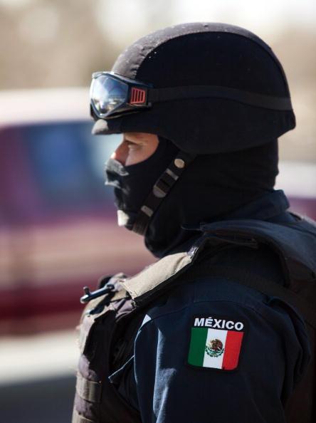 Elemento de las Fuerzas Federales. (Getty Images, archivo)